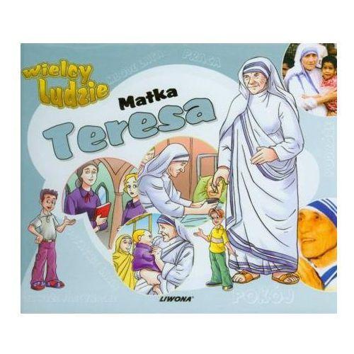 Matka Teresa Wielcy ludzie, oprawa twarda