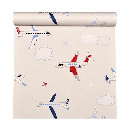 Rasch Tapeta dla dzieci bambino multikolor papierowa