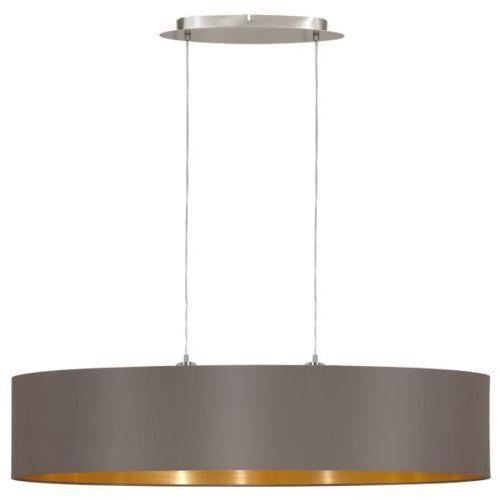 Lampa wisząca maserlo cappucino 100 cm, 31619 marki Eglo