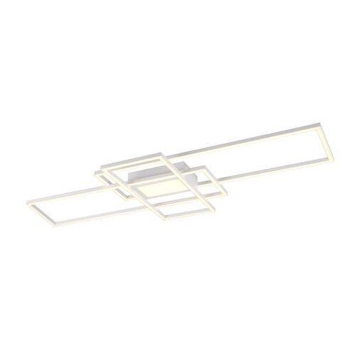 irvine 620010431 plafon lampa sufitowa 1x60w led 3000-6500k biały mat marki Trio