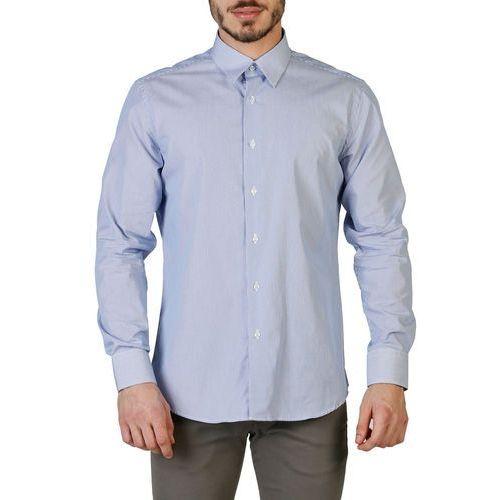 Koszula męska TRUSSARDI - 32C31SINT-04, kolor niebieski