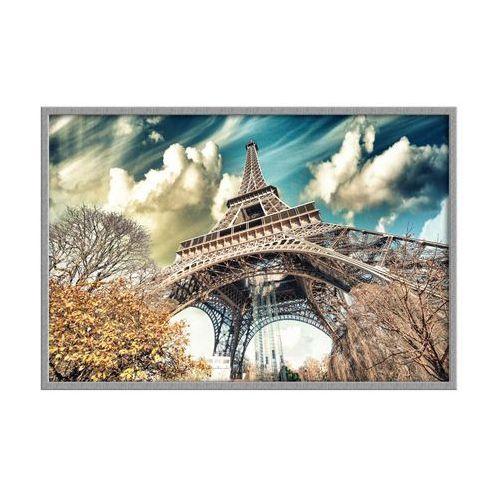 Obraz WIEŻA EIFFLA 90 x 60 cm