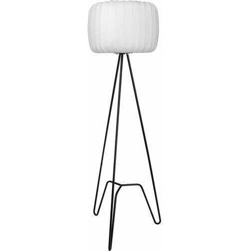 Maxlight Tripod F0052 lampa stojąca podłogowa 1x40W E27 czarna/biała (5903351006958)