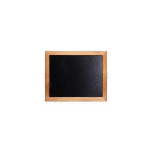 Tablica czarna kredowa w ramie drewnianej 150x100 cm