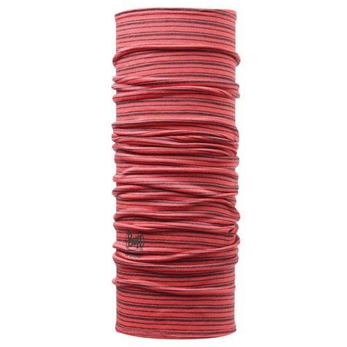 Chusta  merino woll - dyed stripes cayenne marki Buff