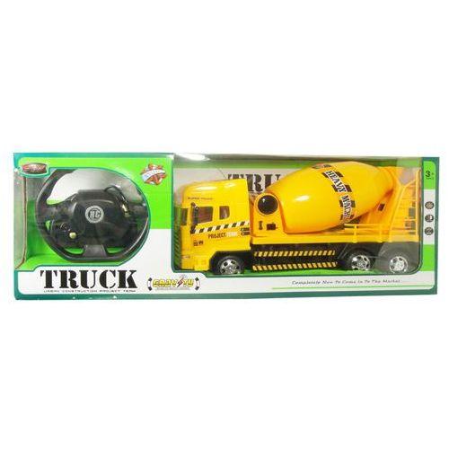 Zabawka SWEDE Ciężarówka betoniarka sterowana pilotem + DARMOWY TRANSPORT! (5902496109555)