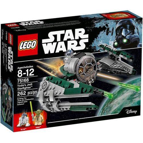 LEGO Star Wars, Jedi Starfighter Yody, 75168 wyprzedaż