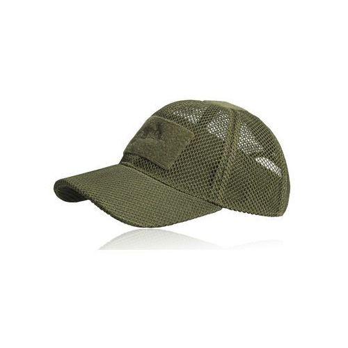 Helikon-tex / polska Czapka baseball helikon mesh olive green (cz-bbm-po-02) (5908218712188)