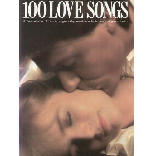 różni - 100 love songs (utwory na fortepian, wokal i gitarę) marki Pwm