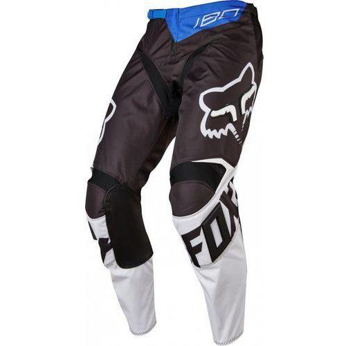 Fox Spodnie crossowe  180 race black
