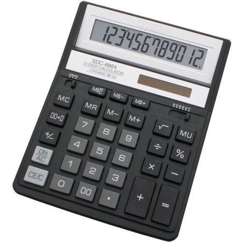 Kalkulator  sdc 888x wyprodukowany przez Citizen