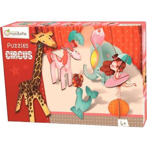 Puzzle 3D - Circus Girl - sprawdź w wybranym sklepie