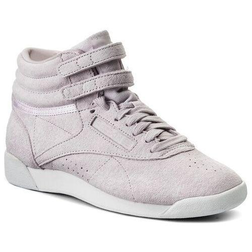 Buty Reebok - F/S Hi Nbk CN0603 Quartz/White, kolor różowy