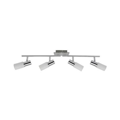 Rabalux Listwa lampa sufitowa oprawa spot logan 4x40w e14 chrom 6099