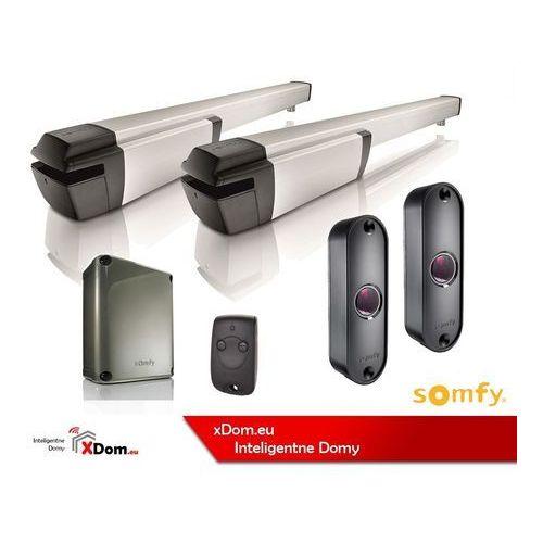 Somfy Nowe ixengo l 230v standard pack (1 pilot 2-kanałowy keytis, zestaw fotokomórek)