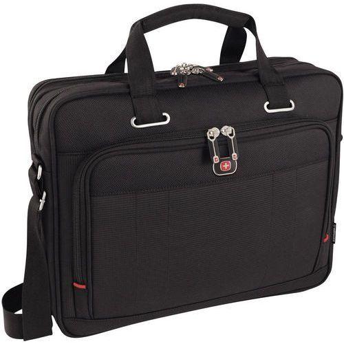 """Torba na laptopa Wenger Acquisition 600645, 40,6 cm (16"""") , (DxSxW) 8 x 40 x 32 cm, czarny (7613329008034)"""