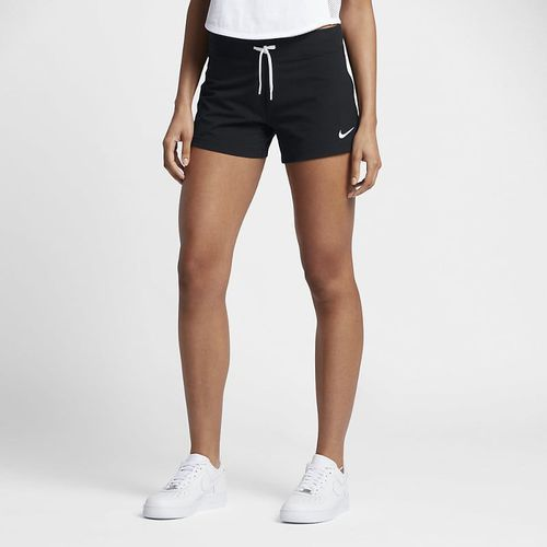 Spodenki Nike Jersey Short 615055-010, kolor czarny