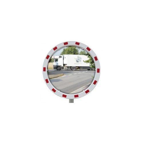 Lustro drogowe okrągłe odległość obserwacyjna 11 m