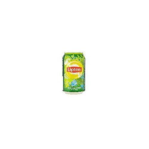 Napój niegazowany Lipton Ice Tea Original Green 330 ml
