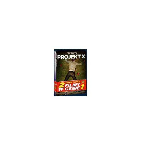 Galapagos Hity warner bros (projekt x, speed racer) (2dvd) (7321912950324)