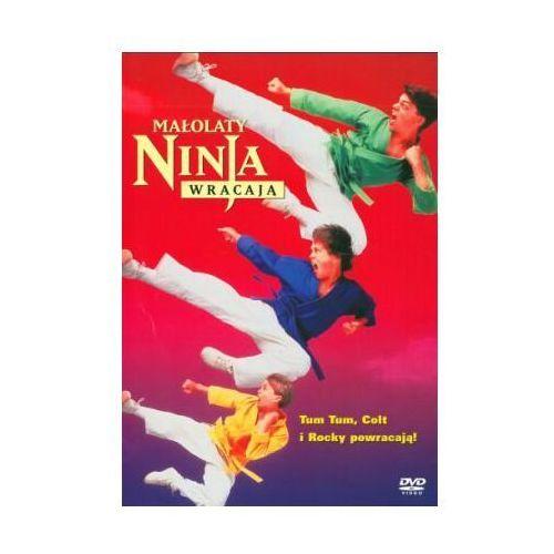 Małolaty Ninja wracają (DVD) - Charles T. Kanganis - sprawdź w wybranym sklepie
