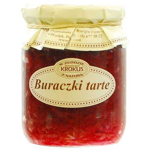 KROKUS 500g Buraczki tarte tradycyjna receptura   DARMOWA DOSTAWA OD 150 ZŁ!