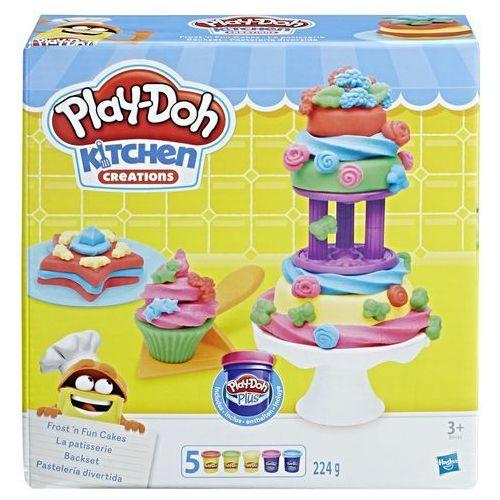 Hasbro Playdoh lukrowane ciasteczka - (5010993390175)