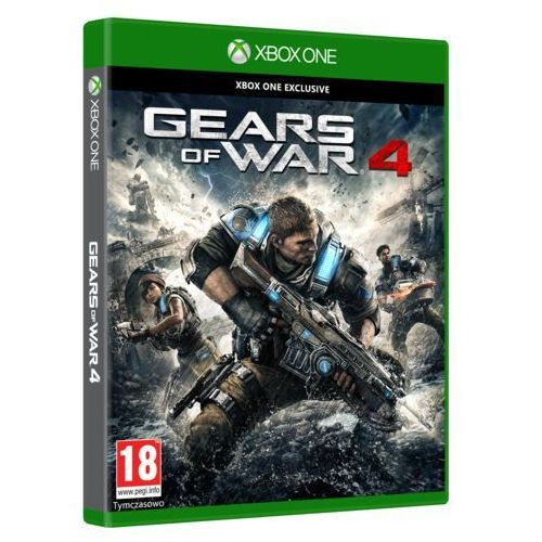 Gears of war 4 (Xbox One). Najniższe ceny, najlepsze promocje w sklepach, opinie.