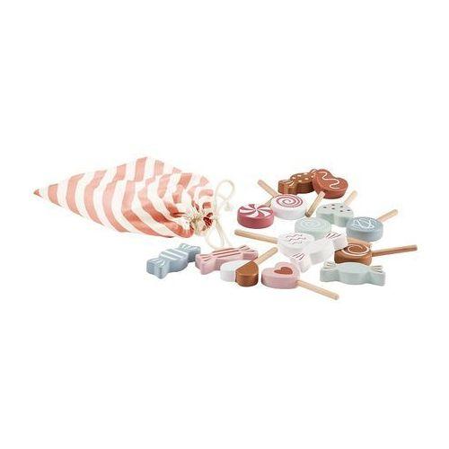 Kids concept bistro zestaw słodyczy drewni