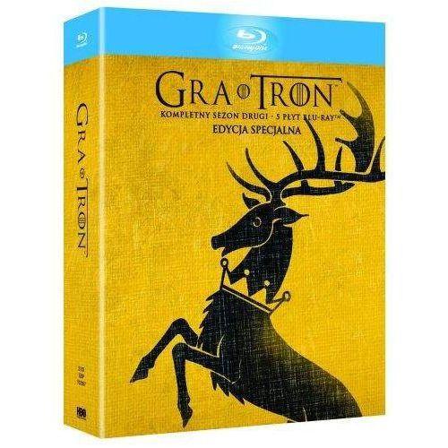 Gra o Tron, sezon 2 (Blu-Ray) - Timothy Van Patten, Alan Tylor, Daniel Minahan DARMOWA DOSTAWA KIOSK RUCHU (7321996323076)