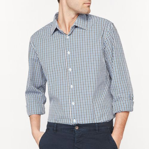 Koszula, krój prosty, czysta bawełna, R essentiel