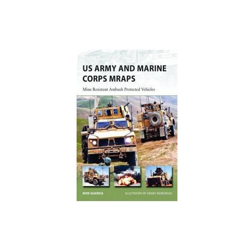 US Army and Marine Corps MRAPs (9781780962559)