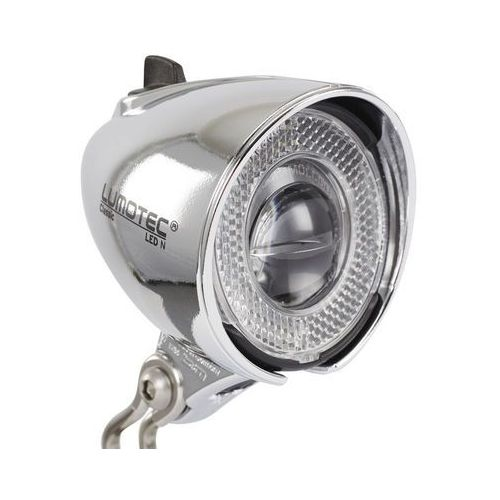 Busch + Müller Lumotec Classic N Oświetlenie srebrny 2018 Lampki na dynamo