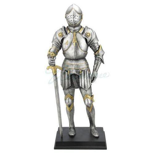 Veronese Srebrny średniowieczny rycerz (wu76357aa)