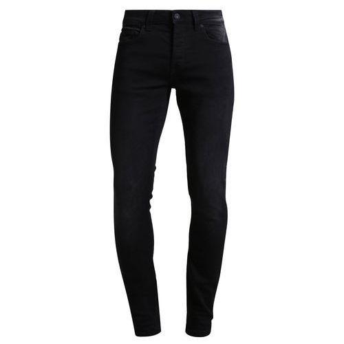 Only & Sons ONSLOOM JOG Jeansy Slim fit black (5713611560157)