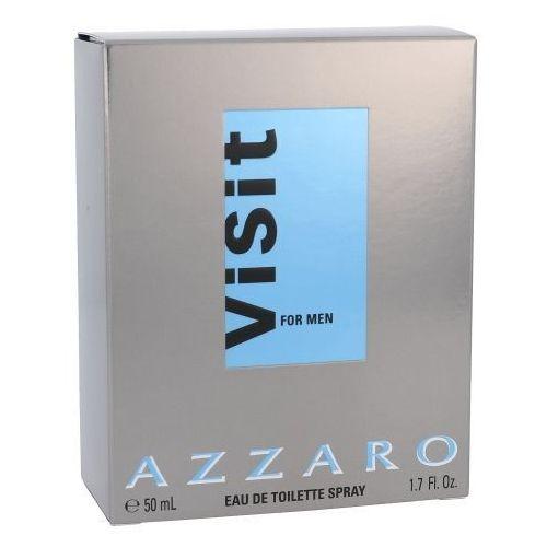Azzaro Visit Men 50ml M Woda toaletowa Tester (3351500950010)