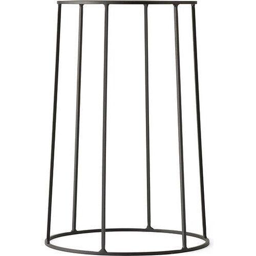 Kwietnik wire m czarny, 4771539
