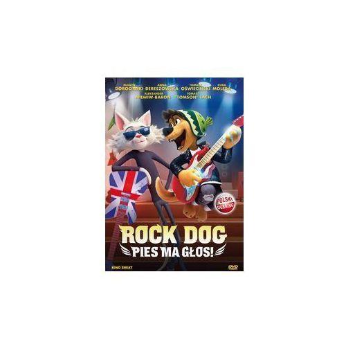 OKAZJA - Rock dog (Płyta DVD) (5906190325433)