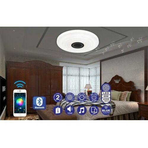 Lampa sufitowa big led 013 plafon 60w + pilot + bluetooth dostawa 0zł marki Big meble