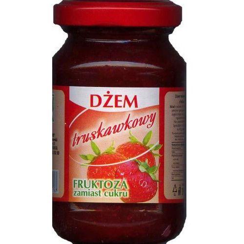 Dżem Truskawkowy Słodzony Fruktozą 190g