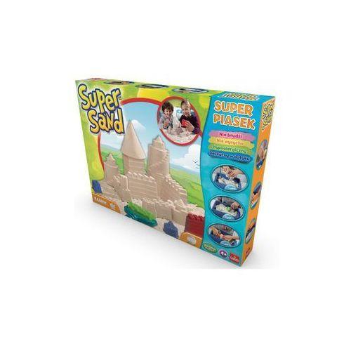 Super sand Goliath piasek kinetyczny castle