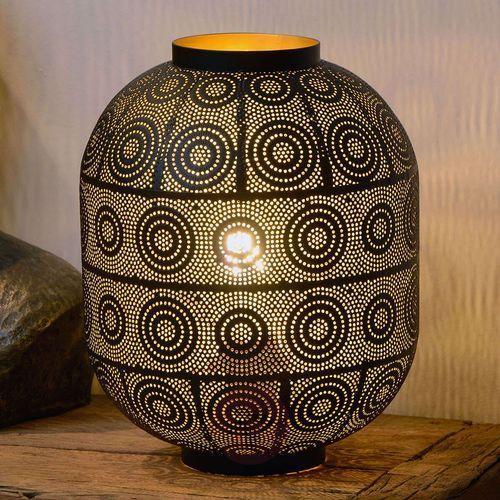 Lucide 78584/25/30 - lampa stołowa tahar 1xe27/60w/230v 25 cm