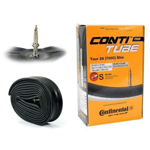 "Continental Co0181511 dętka tour 26'' oraz 27,5"" x 1,4'' - 1,75'' wentyl dunlop 40 mm (4019238556605)"