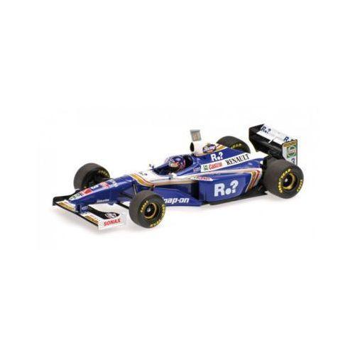 Minichamps Williams renault fw19 #3 jacques villeneuve world champion 1997 high cover - darmowa dostawa od 199 zł!!!