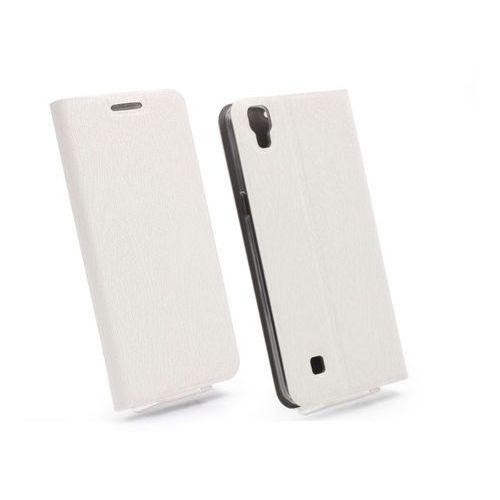 LG X Power - etui na telefon Flex Book - biały