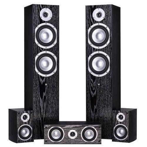 Zestaw głośników WILSON ESTRADA 5.0 Czarny (5903402873805)