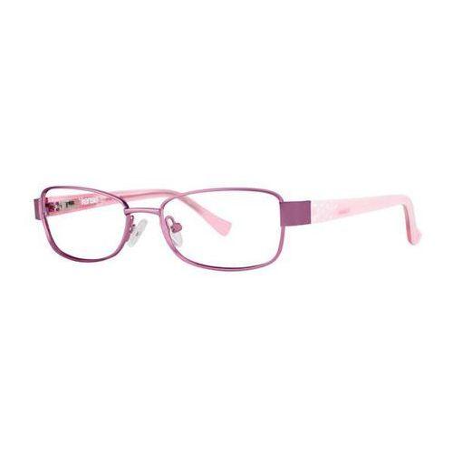 Okulary korekcyjne petal pink marki Kensie