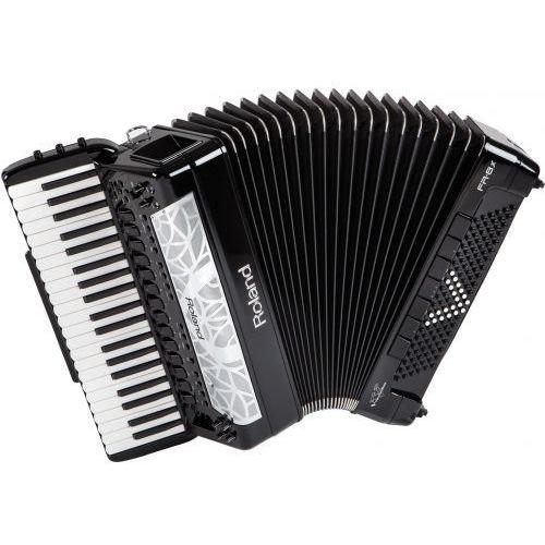 Roland FR 8 x Black akordeon cyfrowy, klawiszowy, kup u jednego z partnerów