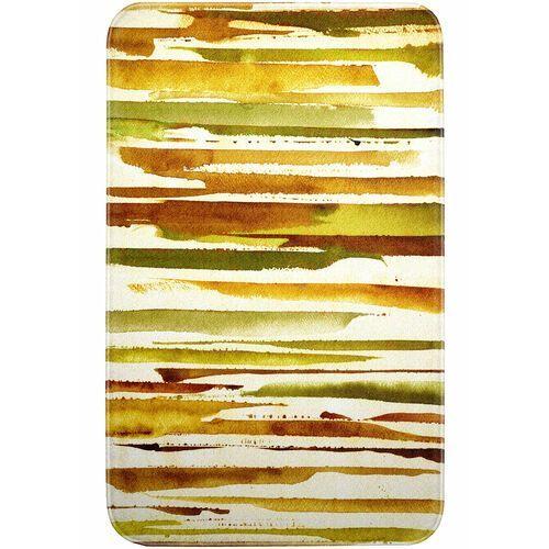 Dywaniki łazienkowe z pianką memory bonprix kolorowy