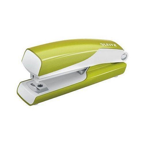 Zszywacz metalowy mini nexxt series wow 55281064, 10k metaliczny zielony marki Leitz
